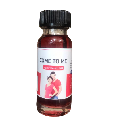 Come to me spiritual oil