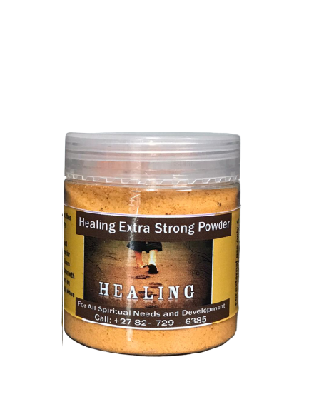 HEALING EXTRA STRONG POWDER