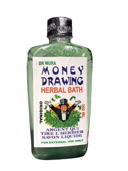Dr. Wura Money Drawing Herbal Bath