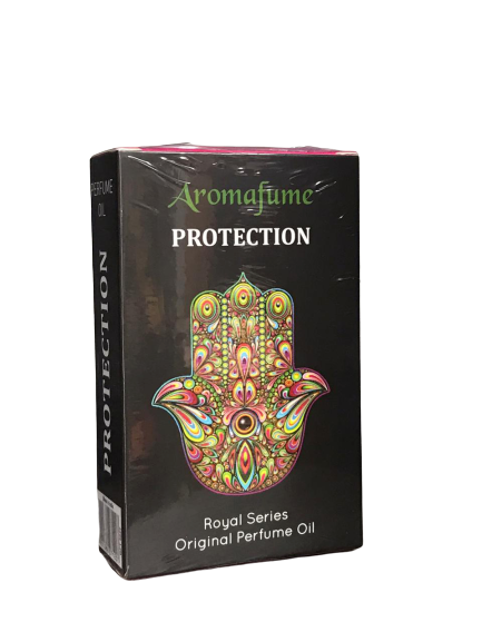 Protection aromafume oil