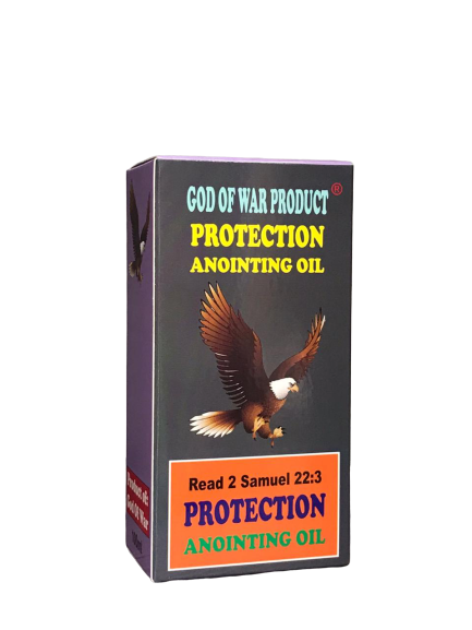 Protection anointing Oil