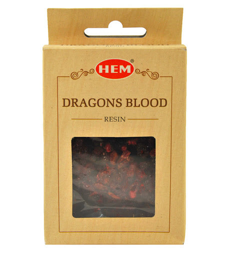 DRAGON'S BLOOD RESIN