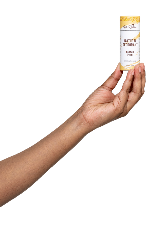 KAKADU PLUM NATURAL DEODORANT - Earth Rhythm - Nature Approved