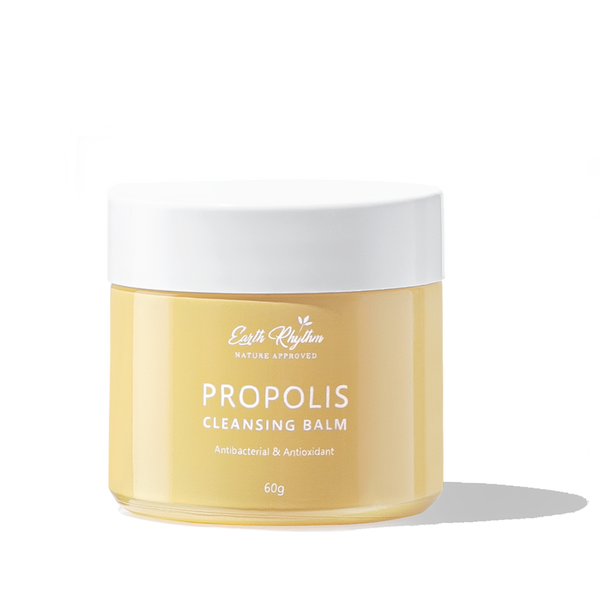 CLEANSING BALM WITH PROPOLIS - Earth Rhythm - Nature Approved