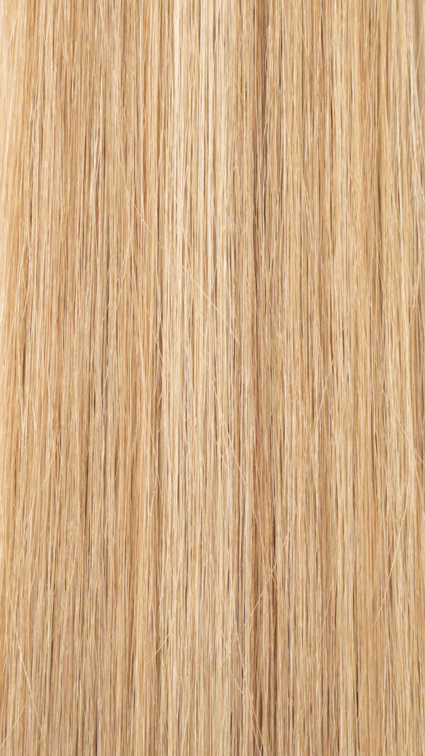 Tape Hair Extensions: #18/22 Mixed Highlighted Blonde