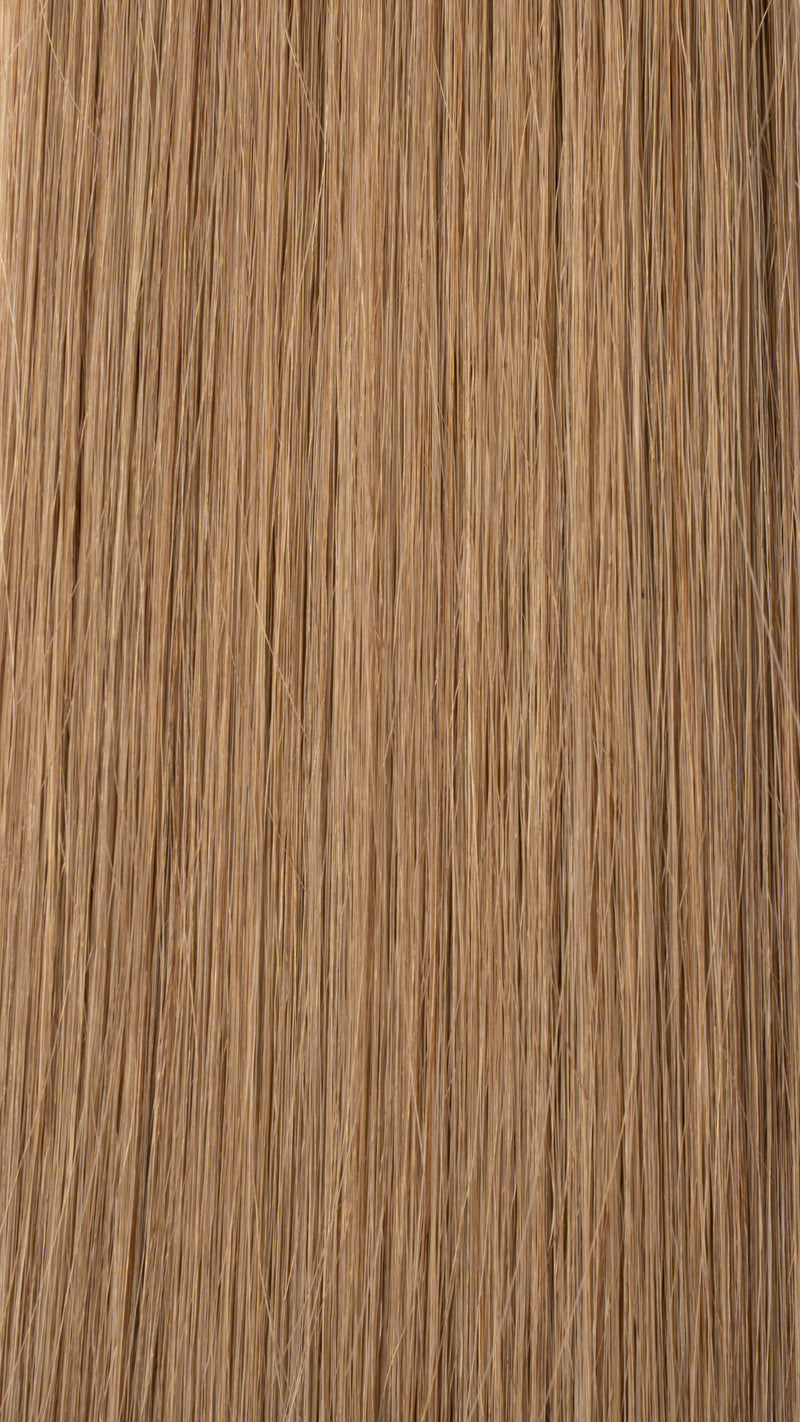 Tape Hair Extensions: #18 Ash Medium Blonde