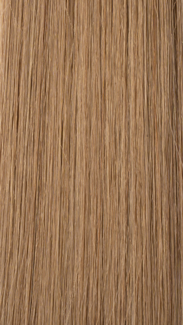 Clip In Hair Extensions: #18 Ash Medium Blonde
