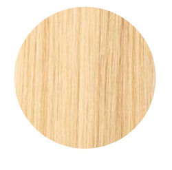 Clip In Hair Extensions: Front Volumiser #22 Creamy Blonde