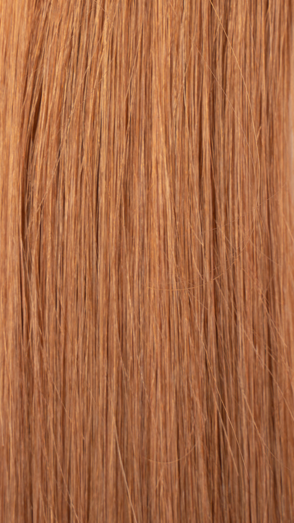 Tape In Hair Extensions: #31 Light Strawberry Blonde