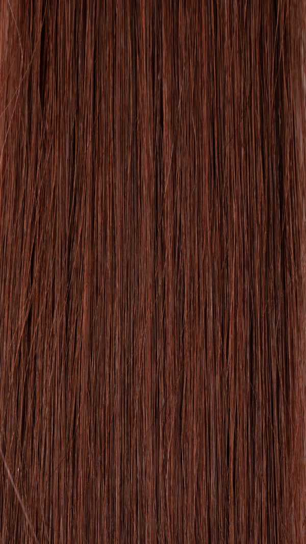 Tape Hair Extensions: #35 Burgundy