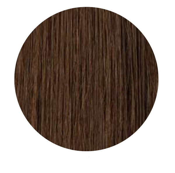 Tape Hair Extensions: #3 Medium Brown