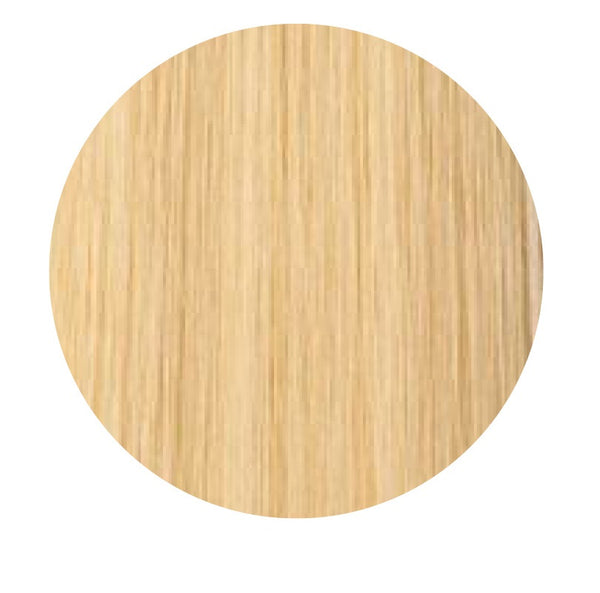 Clip In Hair Extensions: Face Framer #613 Lightest Blonde