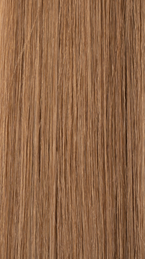 Tape Hair Extensions: #6 Dark Blonde