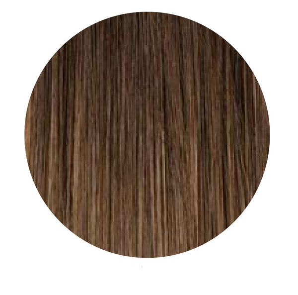 Tape Hair Extensions: #T2-B18 Dark Balayage