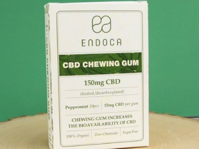 Endoca Coupon Codes [CBD Chewing Gum Review]