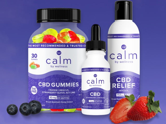 Calm by Wellness Discounts [Amazon Gummies Review]