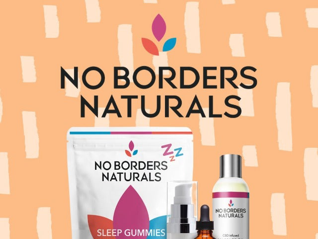 No Borders Naturals Coupon Code [CBD Oil Reviews]