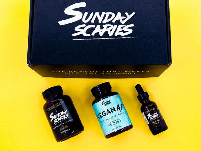Sunday Scaries Coupon Codes [Gummy AF Review]