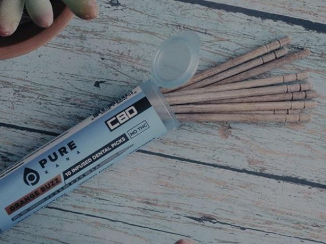 What Is The Best Flavored CBD Toothpick?