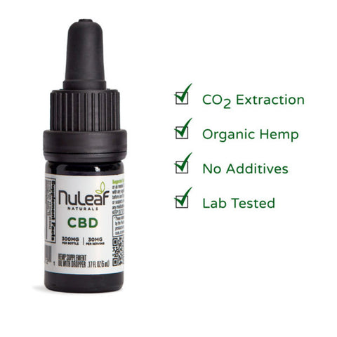 High Grade CBD Oil NuLeaf Coupons