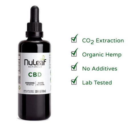 Whole Plant Hemp Oil NuLeaf Coupons