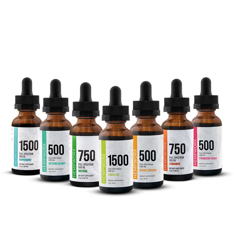 full spectrum hempworx cbd