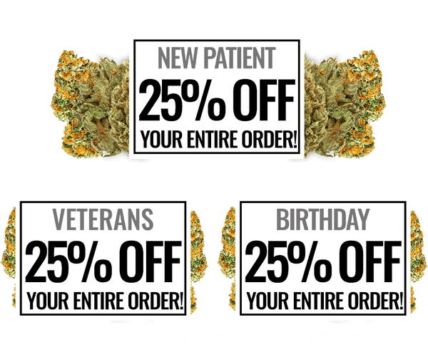 weed dispensary promo code