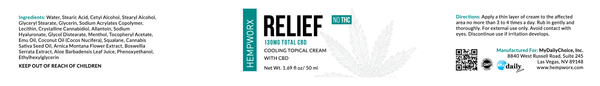 hempworx relief cream review discounts