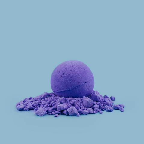 Sleep Kush Queen CBD Bath Bombs