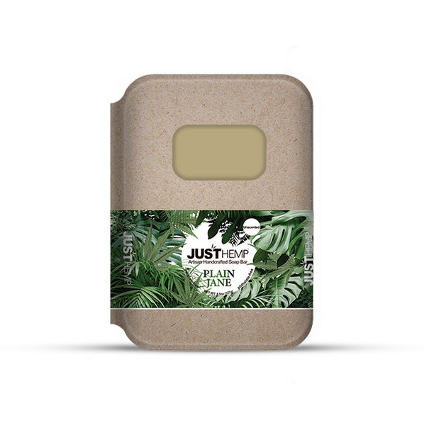 JustCBD Store Plain Jane Soap