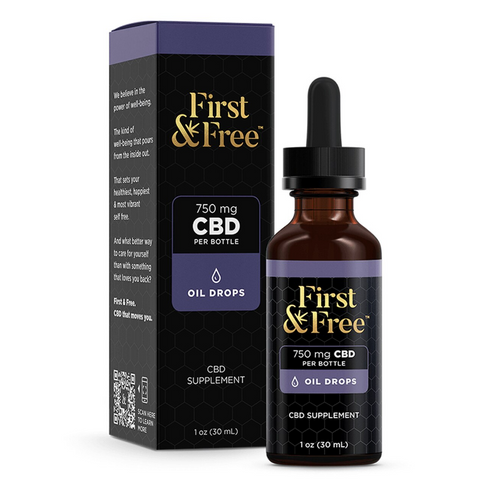 First Free cbd oil