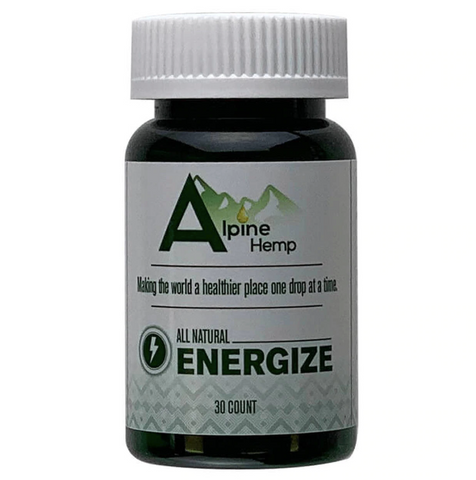 Alpine Hemp CBD Pills coupon code