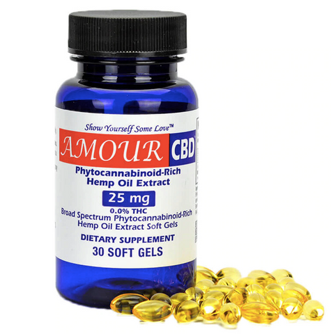 Amour cbd Pills coupon code