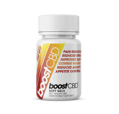 boostCBD CBD Pills