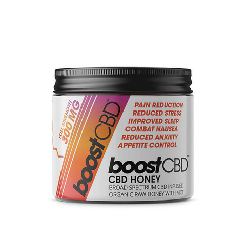 Boost CBD Gummies