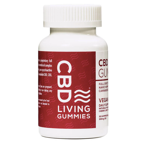 CBD Living 15% Off CBD Gummies Coupon