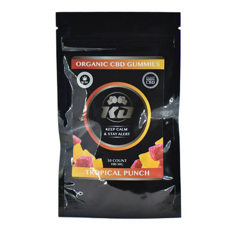 Knockout CBD Gummies