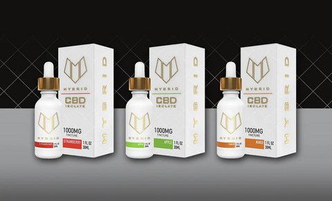 Hybrid CBD Review & Coupons