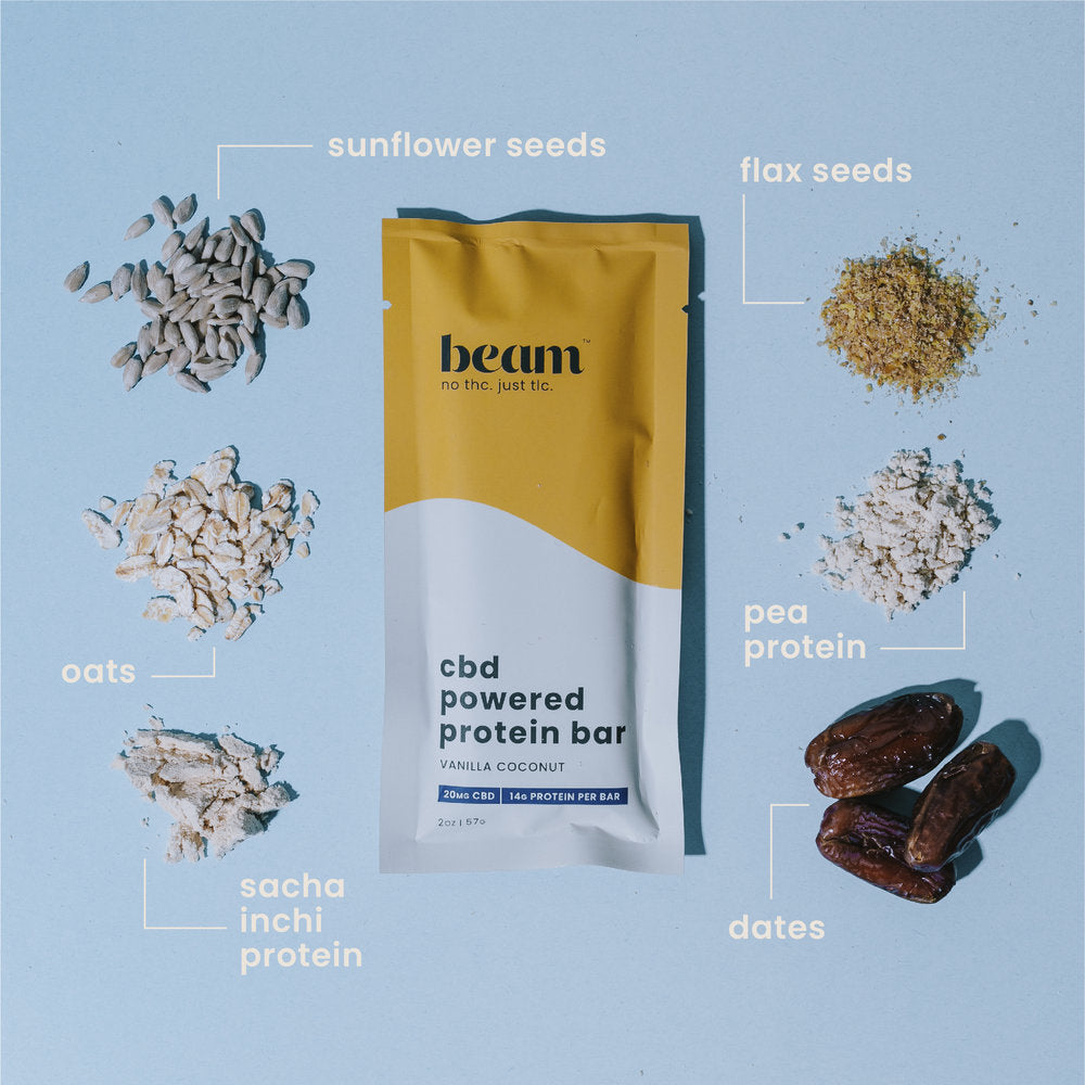 beam cbd ingredients