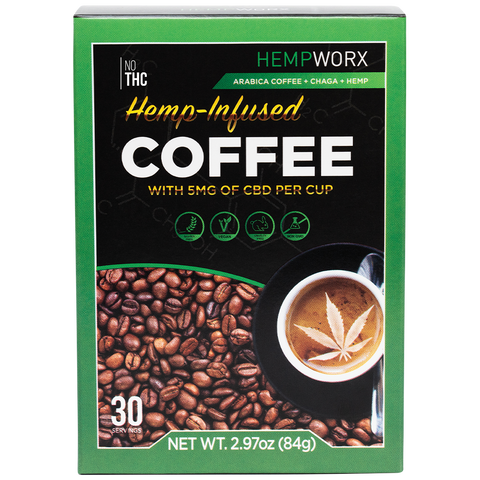 cbd coffee hempworx coupons