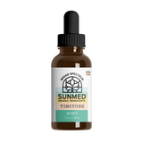 Sun Med CBD Oil | 250mg Mint Tincture - SALVELOVE