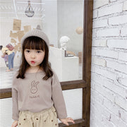【KIDS】ラビットロングカットソー・全2色