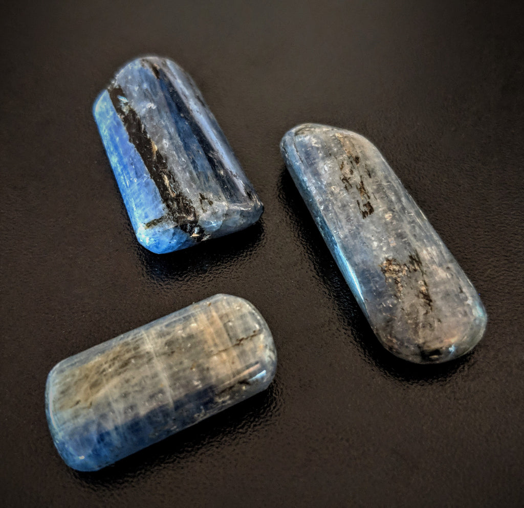 Kyanite  (Polished)