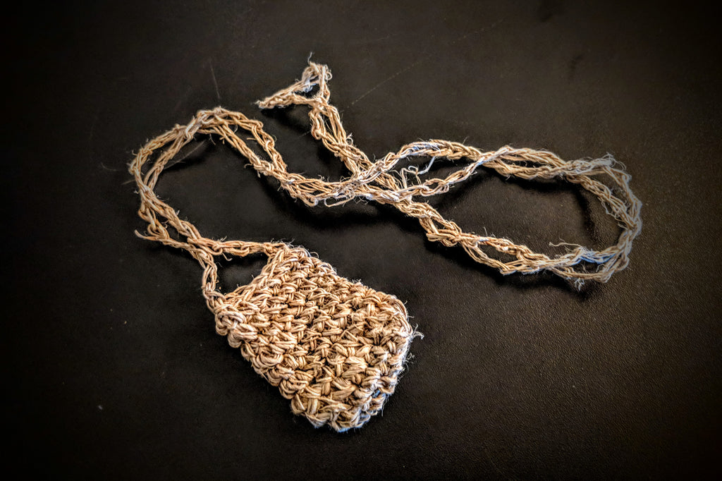 Hemp Carrying Pouch