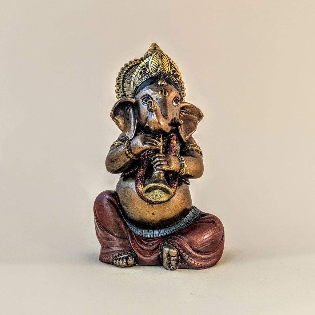 Music Playing Ganesh