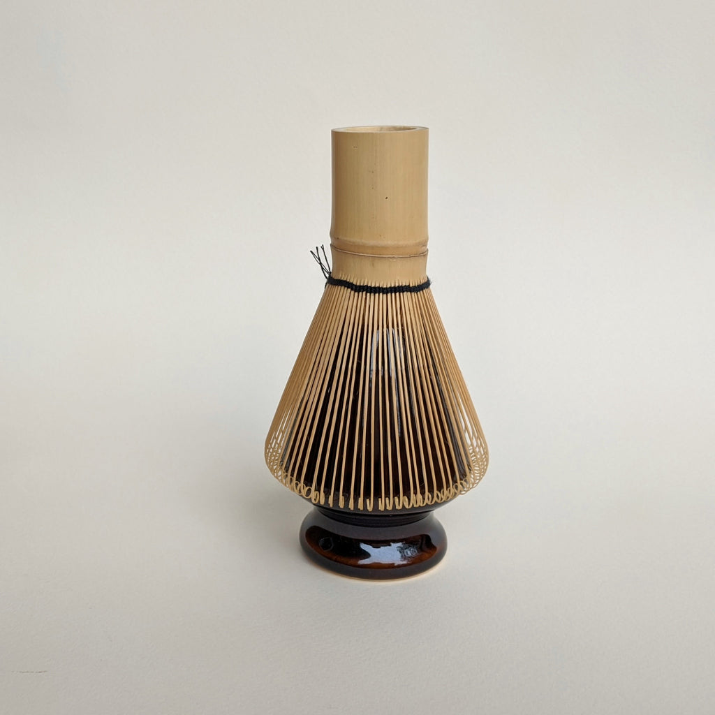Matcha Whisk Stand Brown
