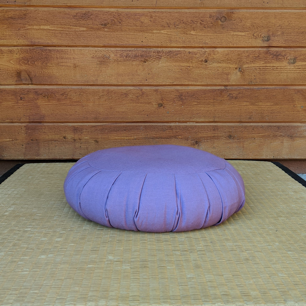 Round Lavender Cushion