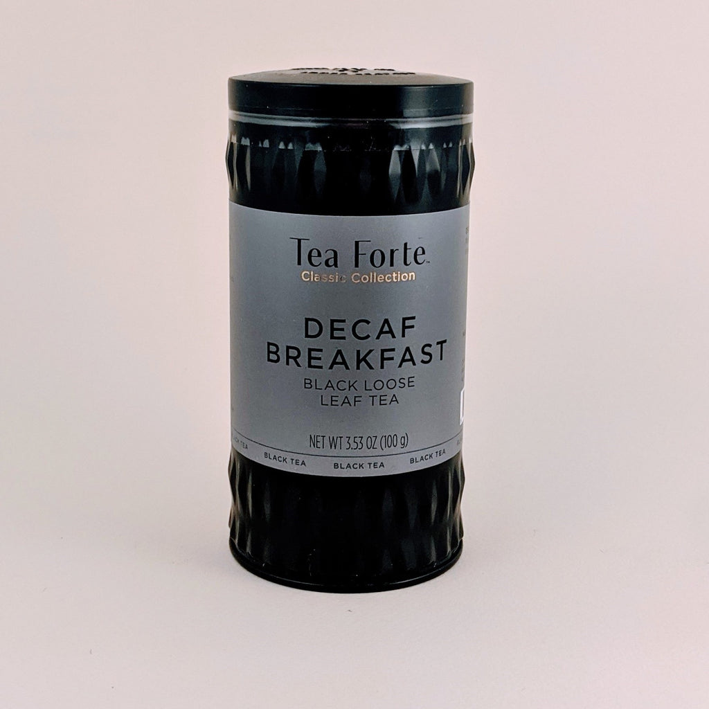 Organic Decaf Breakfast Tea
