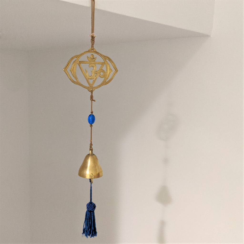 Chakra Hanging Chime- 6th (3rd Eye)