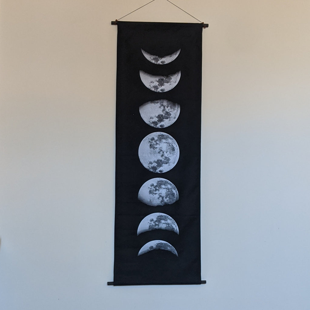 Moon Cycle Banner